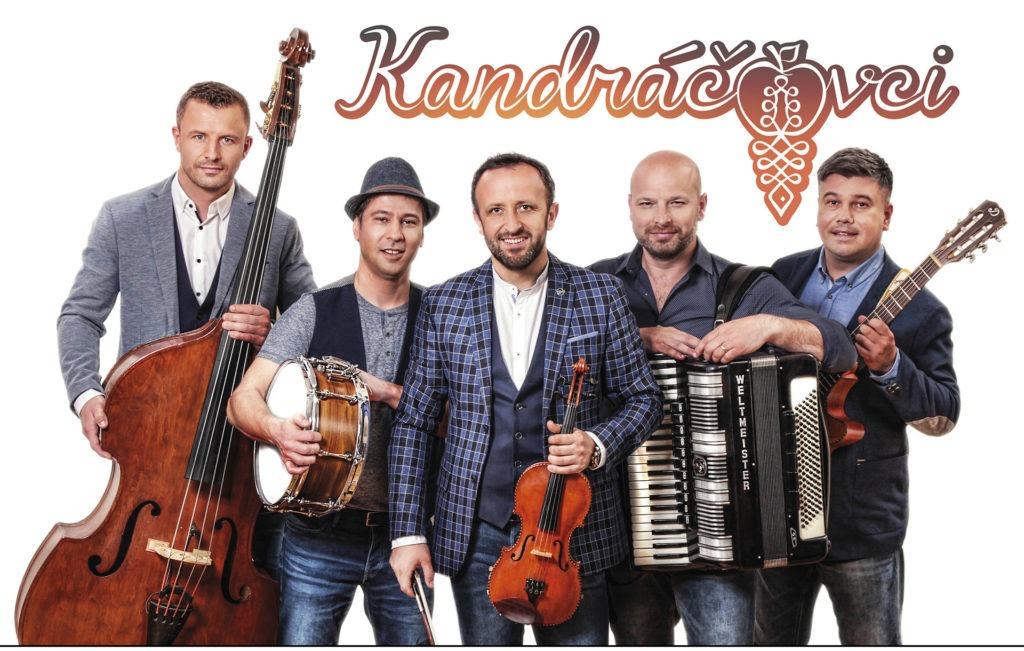 Koncert Kandráčovci 2019